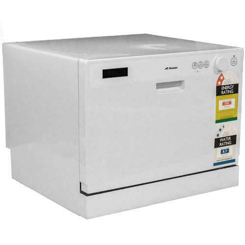 Countertop Dishwasher Two Spray Arms : ... Place Benchtop Countertop Dishwasher White 2 Year Warranty eBay