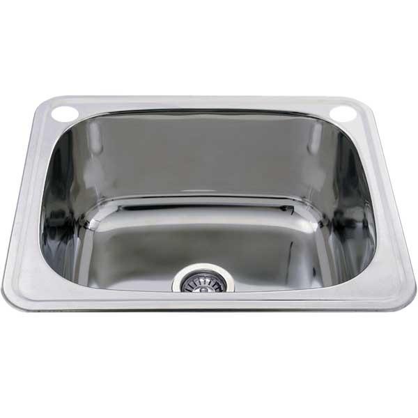 Topmount Laundry Trough / Sink - 560mm