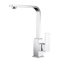 Square Design Kitchen Mixer Tap - CELIA-SQ