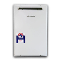 Gas Continuous Flow Water Heater - 25L/min