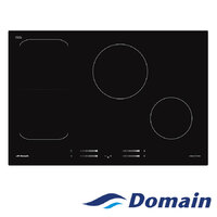Ceramic Glass Induction Cooktop with Touch Controls - 770mm - IND77-EC