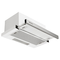 Premium Powerful Stainless Steel Inbuilt Slide Out Rangehood - 600mm