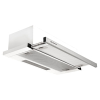 Premium Powerful Stainless Steel Inbuilt Slide Out Rangehood - 900mm - SLP9000-A