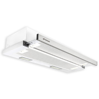 Slimline 40MM Facia Slideout Rangehood - 900MM - SLR-90E