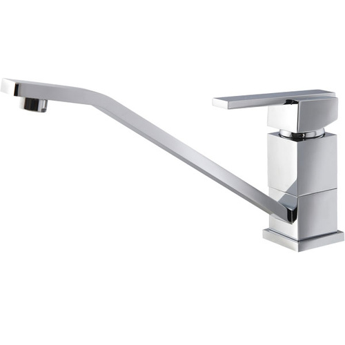 Square Design Common Flick Mixer Tap