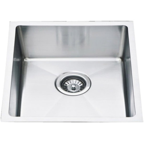 Single Bowl Undermount Kitchen Sink - 450mm