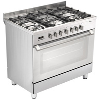 7 Function Italian Made Freestanding Cooker - 900mm