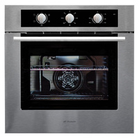 5 Function Fan Forced Electric Oven - 600mm