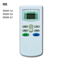 Domain AirCon Remote - 05E