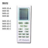 Domain AirCon Remote - YB1F2